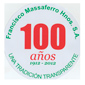 ICONO COMERCIO FCO. MASSAFERRO HNOS de DVH en TODO EL PAIS