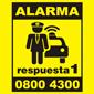 ICONO COMERCIO RESPUESTA UNO ALARMAS de ALARMAS en SAN JOSE DE CARRASCO