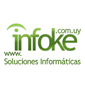 ICONO COMERCIO INFOKE SOLUCIONES INFORMATICAS de REPARACION PC en AGUADA
