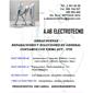 ICONO COMERCIO A.AB ELECTROTECNO de REPARACIONES ELECTRONICAS en BRAZO ORIENTAL