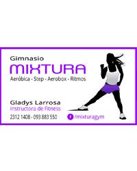 ICONO COMERCIO GIMNASIO MIXTURA de STEPS en MONTEVIDEO