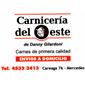 ICONO COMERCIO CARNICERIA DEL OESTE de CARNES en SORIANO
