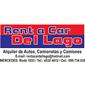 ICONO COMERCIO DEL LAGO RENT A CAR de ALQUILER MINIBUS en TERMAS DE ALMIRON