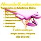 ICONO COMERCIO ALEXANDER KARAKOUSSIAN de MOXIBUSTION en AGUADA