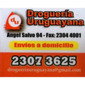 ICONO COMERCIO DROGUERIA URUGUAYANA de PRODUCTOS QUIMICOS en BELLA VISTA