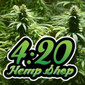 ICONO COMERCIO 4:20 HEMP SHOP de MACETAS en ZONA