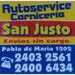 ICONO COMERCIO SAN JUSTO de PAMPLONAS en CARRASCO