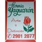 ICONO COMERCIO FLORERIA YAGUARON de FLORES en BARRIO SUR