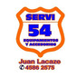 ICONO COMERCIO SERVI 54 de ESTRIBOS AUTOS en TODO EL PAIS