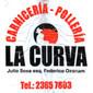 ICONO COMERCIO LA CURVA CARNICERIA de POLLOS ARROLLADOS en TODO EL PAIS