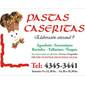 ICONO COMERCIO PASTAS CASERITAS de TAPAS HOJALDRE en TODO EL PAIS