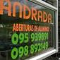 ICONO COMERCIO ANDRADA ABERTURAS de ABERTURAS en TERMAS DE ALMIRON