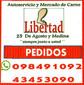 ICONO COMERCIO LIBERTAD AUTOSERVICE de TORTA FRITA en LIBERTAD