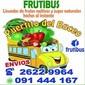 ICONO COMERCIO FRUTIBUS de LICUADOS en CARRASCO