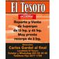 ICONO COMERCIO EL TESORO REPARTO Y VENTA DE SUPERGAS de RECARGAS GAS en EL PLACER