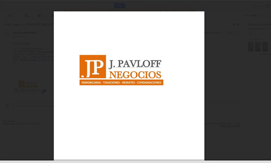 J PAVLOFF NEGOCIOS