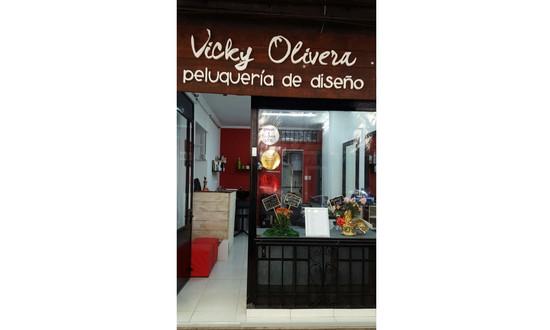 VICKY OLIVERA PELUQUERIA DE DISEÑO