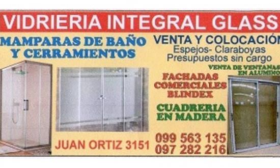 VIDRIERIA INTEGRAL GLASS