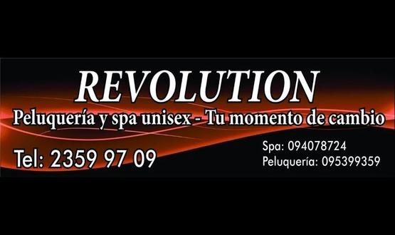 REVOLUTION DE PELUQUERIA Y SPA