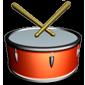 ICONO COMERCIO MUSIC TIME de BATERIAS MUSICALES en BARRIO SUR