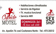 IMAGEN PROMOCIÓN PROMO MOTEL CUPIDO