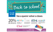 CLUB EL PAÍS - BACK TO SCHOOL