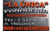 IMAGEN PROMOCIÓN PANADERIA LA UNICA