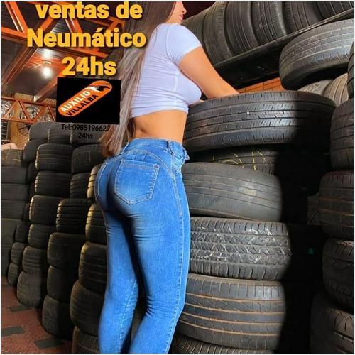 Venta de Neumáticos las 24 horas