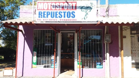 MOTOSPORT REPUESTOS