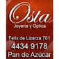 ICONO COMERCIO OPTICA OSTA de OPTICAS en CERROS AZULES