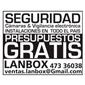 ICONO COMERCIO LANBOX de ALARMAS en VILLA CONSTITUCIÓN
