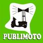 ICONO COMERCIO PUBLIMOTO de PUBLICIDAD en AIRES PUROS