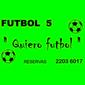 ICONO COMERCIO QUIERO FUTBOL de ALQUILAR CANCHA FUTBOL 5 en BRAZO ORIENTAL