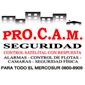 ICONO COMERCIO PRO.C.A.M SEGURIDAD de MONITOREOS ALARMAS en SAN RAMON
