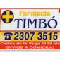 ICONO COMERCIO FARMACIA TIMBO de TOMA PRESION ARTERIAL en LA TEJA