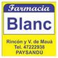 ICONO COMERCIO FARMACIA BLANC de EMPRESAS en TODO EL PAIS