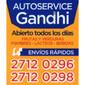 GANDHI AUTOSERVICIO