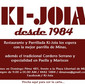 ICONO COMERCIO KI-JOIA de RESTAURANTES en AGUAS BLANCAS