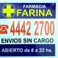 ICONO COMERCIO FARMACIA FARINA de COMPLEMENTOS ALIMENTICIOS en SOLIS DE MATAOJO