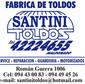 SANTINI TOLDOS
