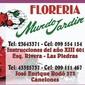 ICONO COMERCIO MUNDO JARDIN de ARREGLOS FLORALES en CANELONES
