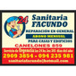 ICONO COMERCIO SANITARIA FACUNDO de CISTERNAS en TODO EL PAIS