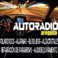 ICONO COMERCIO AUTORADIO AREQUITA de LAMINAS DE SEGURIDAD en CAPURRO