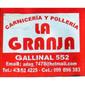 ICONO COMERCIO CARNICERIA Y POLLERIA  LA GRANJA de CARNES en CARDAL
