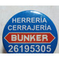 ICONO COMERCIO CERRAJERIA BUNKER de COPIA LLAVES en MALVIN