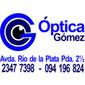 ICONO COMERCIO OPTICA GOMEZ de EMPRESAS en CIUDAD DEL PLATA