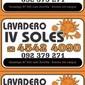 ICONO COMERCIO LAVADERO IV SOLES de LIMPIEZA ACOLCHADOS en CARMELO