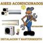 ICONO COMERCIO ALEX SERVICE de INSTALACIONES AIRE ACONDICIONADO en CRUZ DE CARRASCO