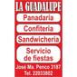 ICONO COMERCIO LA GUADALUPE de SANDWICHERAS en BELLA VISTA