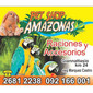 ICONO COMERCIO AMAZONAS PET SHOP de PIPETAS en EL BOSQUE